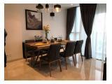 Disewakan / Dijual Brand New Apartment Casa Domaine at Sudirman Jakarta – 2 BR / 3 BR Fully Furnished