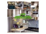 Dijual harga termurah 2kmr apartemen Bassura City unfurnish furnished posisi bagus
