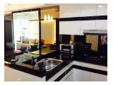 Di Jual Apartement Kemang Village Residence 2 Kamar Tidur - Furnished