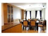 Dijual & Disewakan Apartemen The Bellezza Suites 2+1BR