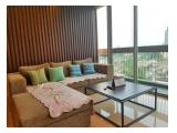 FOR SALE Kemang Mansion Apartemen (2 BR, size 145 m2), Fully Furnished & Negotiable Price