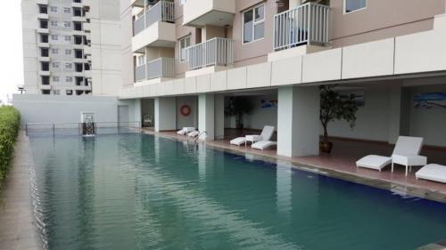 Dijual Apartemen Belmont Residence Kebon Jeruk - Type ...