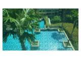 Dijual Cepat Apartemen Sahid Sudirman Residence 3BR Luas 103,6m2 Kondisi Furnished