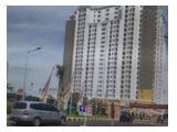 Tampak Depan Cinere Resort Apt.