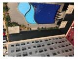 Balkon View Kolam Renang