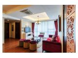 APARTEMEN KEMANG VILLAGE TOWER INFINITY, LANTAI MIDDLE 2+1 BEDROOM - PRIVATE LIFT