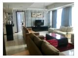 Disewakan Apartemen Bellagio Residence 3 Bedroom 200sqm Fully Furnished