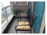 DIJUAL CEPAT!! Apartemen Residence 8 -2BR -FULLY FURNISHED, HARGA TERMURAH, NEGO SAMPAI DEAL (BU)