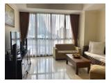 Dijual Cepat Apartemen Puri Imperium Tower 1 Luas 86 m2 Kondisi Furnished