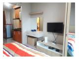Jual Apartemen Woodland Park, Type Studio (29m2) Furnished - Lokasi Strategis Dekat Stasiun Kalibata (SIAP HUNI!)