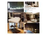 Jual Sewa 2 Unit Apartemen Ciputra World 2 Kuningan 1 Bedroom Uk. 52 sqm Jakarta Selatan