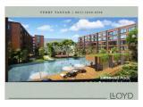 Pertama! Alam Sutera tawarkan Apartment Bernuansa New York - Lloyd ( DP 5% only )