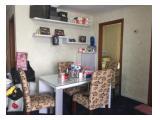 DIJUAL CEPAT & MURAH!! APT Woodland Park Residence 3BR Full Furnished