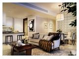 Dijual Apartemen Anandamaya Residence – 3 BR 175 m2 Semi Furnished - Ready Stock Best View with Private Lift & Spacious Balcony