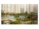 Dijual Cepat Apartemen Green Palace Kalibata City - Studio Furnished