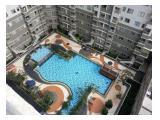 Dijual Cepat Apartemen Sudirman Park Luas 48m2 - 2BR Furnished