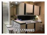 Jual Apartemen Thamrin Executive Residence 1 Bedroom Furnished Bagus Renovasi Istimewa