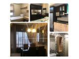 For Sale/ Dijual Apartment Sudirman Park 2BR Fully Furnished Harga Murah