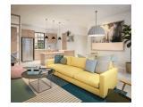 AREA LIVING ROOM + KITCHEN