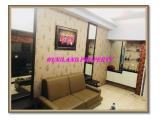 Jual Murahh banget di bawah pasaran Apartemen Seasons City 3Kamar+1 Furnish bisa KPA,Grogol Jakarta barat