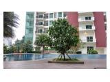 Dijual Apartemen Woodland Park Kalibata 2BR Corner Unfurnished Jakarta Selatan