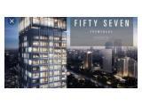 Di Jual BU Apartemen Fifty Seven 57 Promenade 3br 182m2 Thamrin Jakarta Pusat
