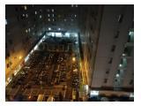 Apartemen Kalibata City 2 BR 33m2 Semi Furnished Tower Gaharu DIJUAL MURAH  SEKALI
