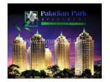Apartemen dijual DiSewakan di paladian park  View  Kelapa Gading Hadap Timur Selatan
