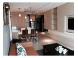 For Sale Sahid Sudirman Residence Apartment – 3 BR (103 m2) Full Furnished Luxuries Modern Minimalist