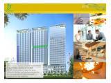 Jual Apartemen B Residence BSD Tangerang - Studio 23.85 m2 Unfurnished
