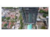 Dijual Apartemen District 8 SCBD Senopati 153m2 Infinity Tower, Semi Furnished - Harga Termurah