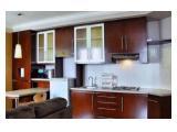 Dijual Cepat Apartemen Batavia Luas 35m2 - 1BR Kondisi Furnished