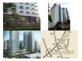 Jual Apartemen - Tamansari Sudirman - Studio Cantik