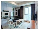 FOR SALE / RENT:  2 Units Apartemen Gandaria Height, Fully Furnished, Newly Renovated (NEGO)