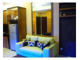 Jual cepat dan Murah Apartemen Mediterania Garden Residence 2, Tower Heliconia, Lantai tengah, Furnish bagus, Tower paling favorite