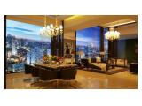 Dijual cepat & Murah Anandamaya Residences @Sudirman - 2 BR / 3 BR / 4 BR - Semi Furnished brand new from developer