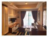 Dijual Apartemen Casa Grande Residence 1 Bedrooms Tower Montreal Luas 56 SQM Fully Furnished