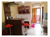 [0273D3] Jual Apartemen Casablanca East Residence Jakarta Timur - 2BR Furnished