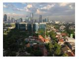 Dijual Apartemen District 8 Senopati – 3 BR 179 m2 with Private Lift & Spacious Balcony – View Swimming Pool & Best Price