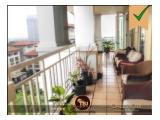 Super lux 3BR Dharmawangsa Apartment 10th Floor 2019