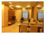 Dijual Apartemen Belleza - 2 BR 90m2 Semi Furnished