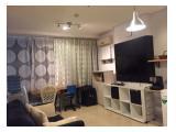 Dijual Apartemen Kemang Mansion – Type Studio (Size 62m2) Fully Furnished & Balcony