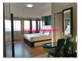 Dijual Apartemen  Seasons City, Type Studio Full Furnish Murah Tower B LT 18, Sudah Sertifikat Bisa KPA Bank, Grogol, Jelambar, Jembatan Besi Jakarta Barat