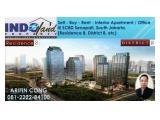 Jual MURAH Apartemen @Podomoro City, Jakarta Barat (Mediterania 1&2, Royal Mediterania, Central Park, SOHO, Madison Park, etc)