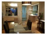 Dijual / Disewakan APARTEMEN MoI Evian Garden, 3 KT, Lt.16 Full Furnished, Luas 110 m2 Hadap Timur , Kelapa Gading - Jakarta Utara.