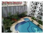 Signature Park Grande, 2BR - 43m2, view pool, furnished, Harga Murah!