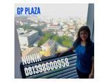 Dijual Unit di GP PLAZA - Studio Furnished / unfurnished