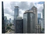 Dijual Apartemen Anandamaya Residence – 2 BR (131 sqm) Semi Furnished, Brand New - Garansi Tersewa