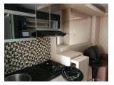 Jual Bassura City 2BR 34sqm furnished 520jt apartemen Jakarta Timur