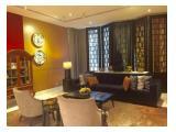 JUAL SAMPAI DEAL APARTEMEN ST MORITZ, THE NEW PRESIDENTIAL, LUAS 172 m2, PRIVATE LIFT, 3+1 KT